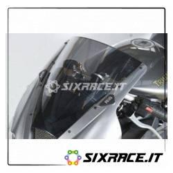 Placchette Coprifori Specchietti Triumph 675 Daytona 06-12