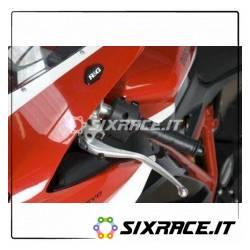 Placchette Coprifori Specchietti Ducati 848 / 1098 / 1198