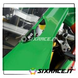 Placchette coprifori specchietti DUCATI 899/1199 Panigale