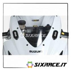 Placchette Coprifori Specchietti Suzuki Gsx-R600/750 K6-L0