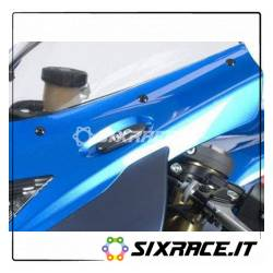 Placchette Coprifori Specchietti Suzuki Gsx-R600/750 L1-L2