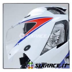Plac.coprifori specch. Honda CBR1000RR 04-07/CBR900 00-03 /CBR600RR 03-08/CBR60