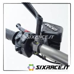 Risers specchietti Ducati Diavel / Diavel strada / X-Diavel (S) /Monster 1200 (S