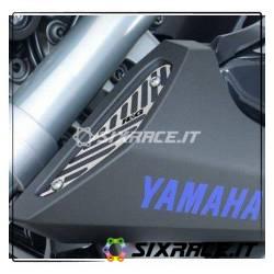 Cover prese daria (cp) in acciaio inossidabile YAMAHA MT-09