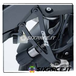 Support d'échappement (paire) Kawasaki Z1000SX 14- (sans version)