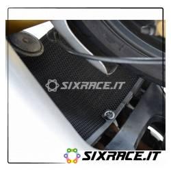 griglia protezione radiatore - Kawasaki ZX6-RR 03-04 / ZX636 03-04