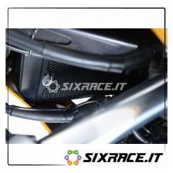 griglia protezione radiatore - Honda Transalp 700