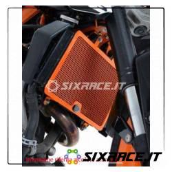 griglia protezione radiatore - KTM 390 Duke fino 16 / RC125/200/390