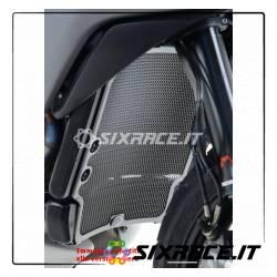 griglia protezione radiatore - MV Agusta Rivale 800 (titanio)
