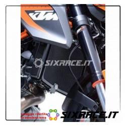 griglia protezione radiatore - KTM 1290 Super Duke / Super Duke GT (colore titani
