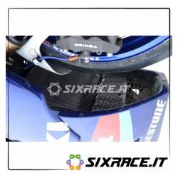 set griglia protezione radiatore e radiatore olio - Suzuki GSXR 1000 K5-K6