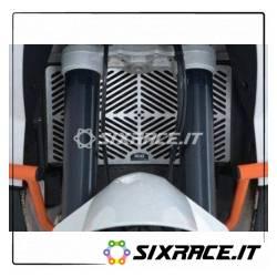 griglia protezione radiatore acciaio inossidabile KTM 990 ADVENTURE / 990 ADVENT