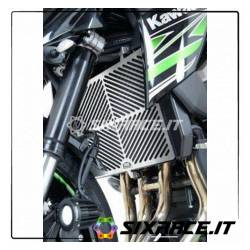 griglia prot.radiatore acciaio inossidabile KAWASAKI Z750 07- / Z750R / Z800 /