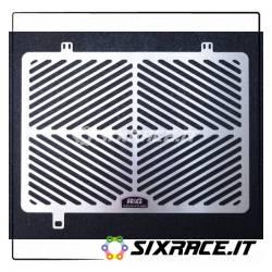 griglia protezione radiatore acciaio inossidabile SUZUKI V-STROM 650 12-