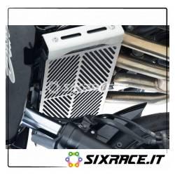 griglia protezione radiatore acciaio inossidabile SUZUKI GSF1250 N/S BANDIT