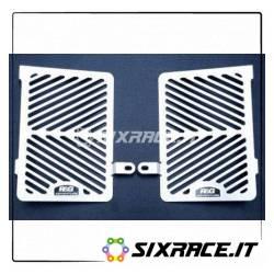 griglia protezione radiatore acciaio inossidabile HONDA XL700V TRANSALP 08-