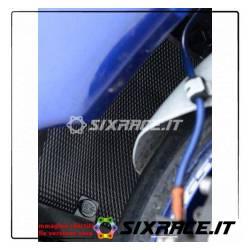 griglia protezione radiatore - Suzuki GSX-R 1000 K3-K4 (titanio)