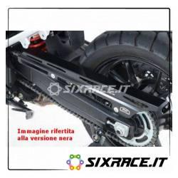 Paracatena in alluminio Suzuki 1000 V-Strom 14- colore alluminio