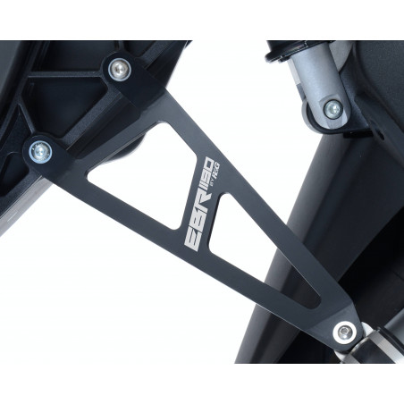 Staffa supporto scarico - BUELL EBR1190RX