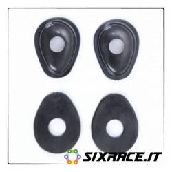 adaptateurs pour mini-câbles (jeu de 4) SV650 03- / SV1000 / GSXR600 / 750 96-00