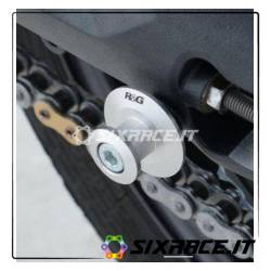 nottolini cavalletto M8 argento