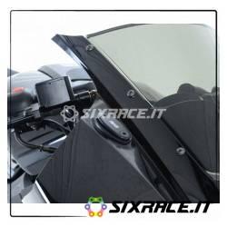 Placchette coprifori specchietti Genata XRZ125