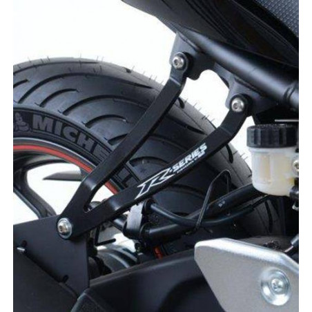 Staffa supporto scarico - Yamaha YZF-R25 / YZF-R3