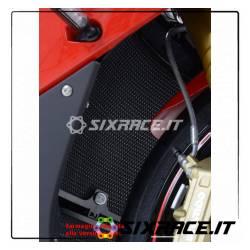 griglia protezione radiatore - BMW S1000RR 15- rosso