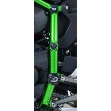 Insert de protection de cadre, 7 pièces, Kawasaki H2 / H2R