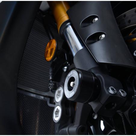 protezioni perno forcella anteriore Yamaha YZF-R1 15- / MT-10 / YZF-R6 17- R