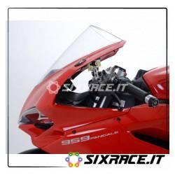 Placchette coprifori specchietti Ducati 959/1299 Panigale