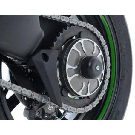protezioni forcellone (allung) SX - Kawasaki H2 / H2R