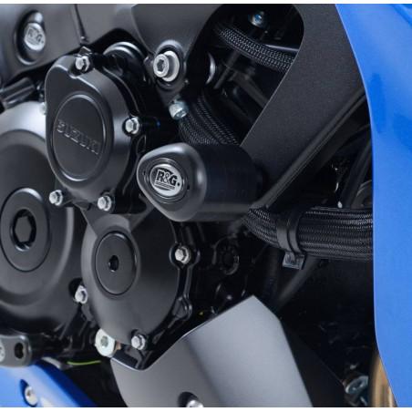 Tamponi / protezioni telaio tipo Aero - Suzuki GSX-S 1000 / 1000 ABS