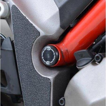Insert de protection de cadre supérieur droit Ducati MTS 1200 Multistrada 15- / Mult