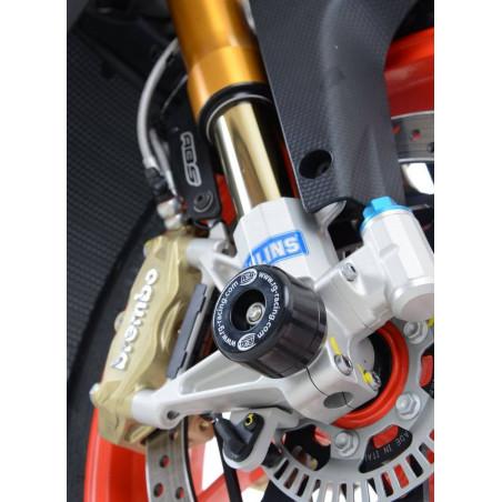 protezioni perno forcella anteriore Aprilia V4 Tuono 1100 15- / RSV4RR 15- /