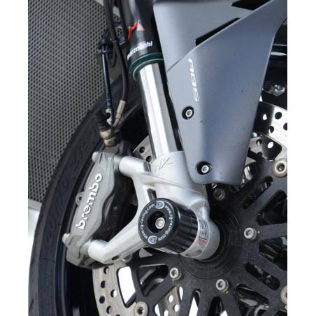 protezioni perno forcella anteriore MV Agusta 800 Stradale / 800 Turismo Veloce