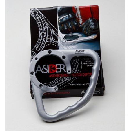 TR010 Maniglie passeggero A-SIDER modello MV AGUSTA - TRIUMPH a 6 viti cod. TR01  A-SIDER