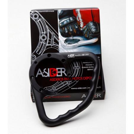 TR011 Maniglie passeggero A-SIDER modello MV AGUSTA - TRIUMPH a 6 viti cod. TR01  A-SIDER