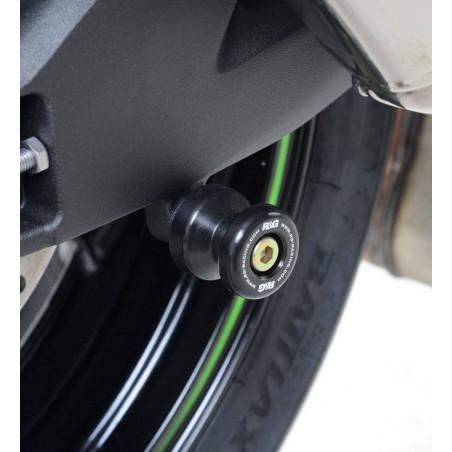 nottolini cavalletto posteriore per Kawasaki ZX10-R 16- / Suzuki SV650 16- / S