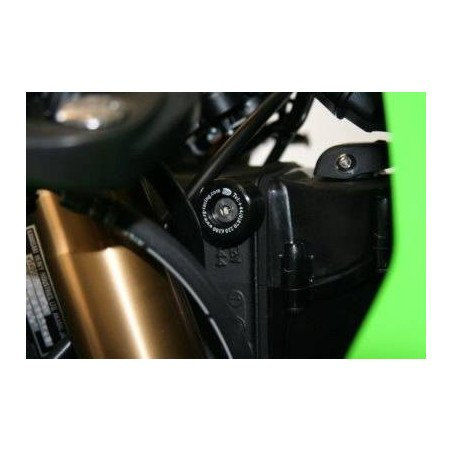 Tamponi fine corsa per sterzo - KW ZX10-R 04-05 / 08-10 / ZX636 03-04 (no