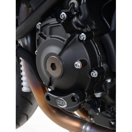 Protezione motore SX Yamaha MT-10