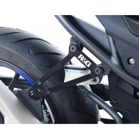 Staffa supporto scarico - Honda CBR500R 16- / CB500F 16-