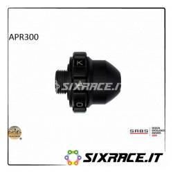 KAOKO stabilizzatore manubrio con cruise control - BMW G650X APRILIA RSV1000R/R