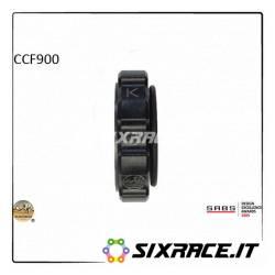KAOKO stabilizzatore manubrio con cruise control - BMW F800GS F650GS Twin 08-