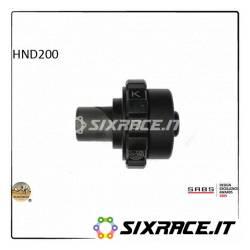 KAOKO stabilizzatore manubrio con cruise control - HONDA VFR1200X/XD 12-