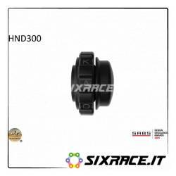 KAOKO stabilizzatore manubrio con cruise control - HONDA VFR800X Cross Runner 1