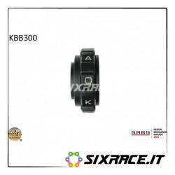 KAOKO stabilizzatore manubrio con cruise control - Kawasaki ER6N ER6F ER5F Ni