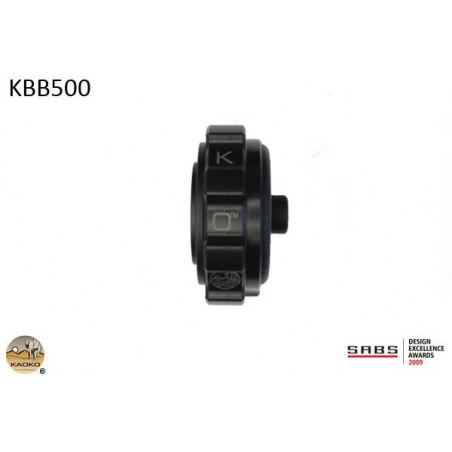 KAOKO stabilizzatore manubrio con cruise control - BMW F650GS/Dakar fino a 08