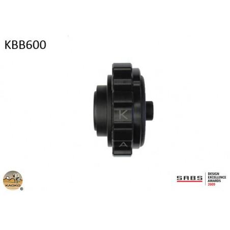 KAOKO Stabilisateur de guidon avec régulateur de vitesse - BMW F650GS / Dakar jusqu'à 08 e