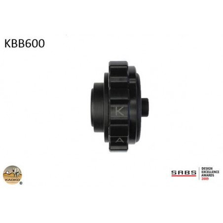 KAOKO stabilizzatore manubrio con cruise control - BMW F650GS/Dakar fino a 08 e